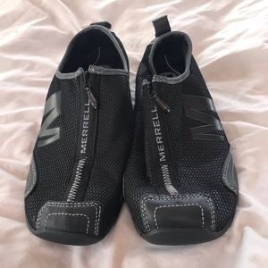Merrell Black Sneakers Athletic